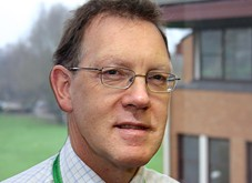 David Hill - Chief Executive - Milton Keynes District Council
