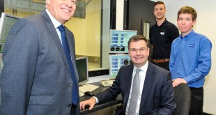 Iain Stewart MP visits Intertek