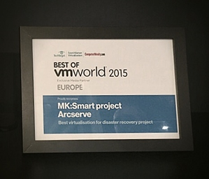 VM World Award